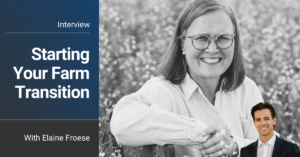 Interview with Elaine Froese