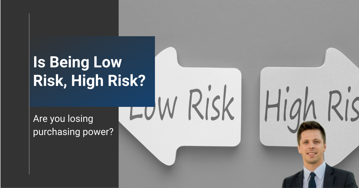 Is Being Low Risk, High Risk?